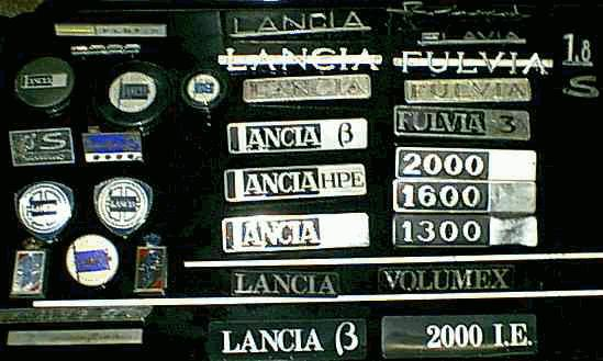 Lancia_Badges by the Lancia Wellness Center